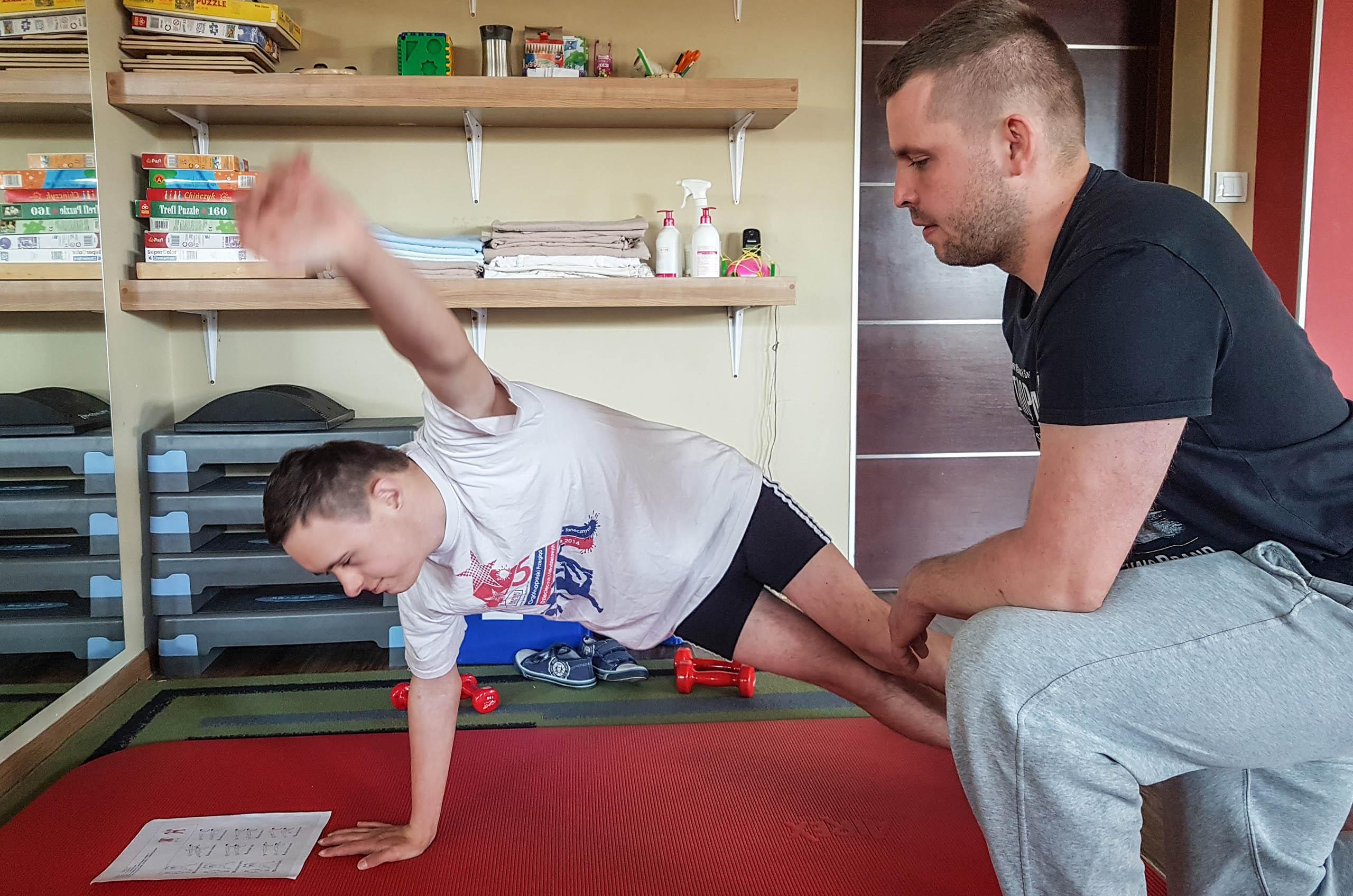 rehabilitacja niepełnosprawnych Jarosław